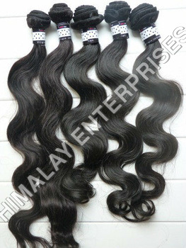 Remy Indian Human Hair Weave