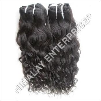 Machine Weft Remy Indian Hair