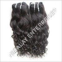 Machine Weft Remy Indian Hair