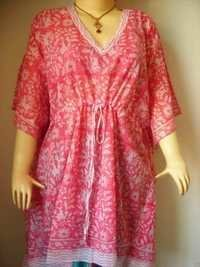 Short Kaftan(100 % Cotton)