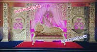 New Wedding Royal Crystal Stage