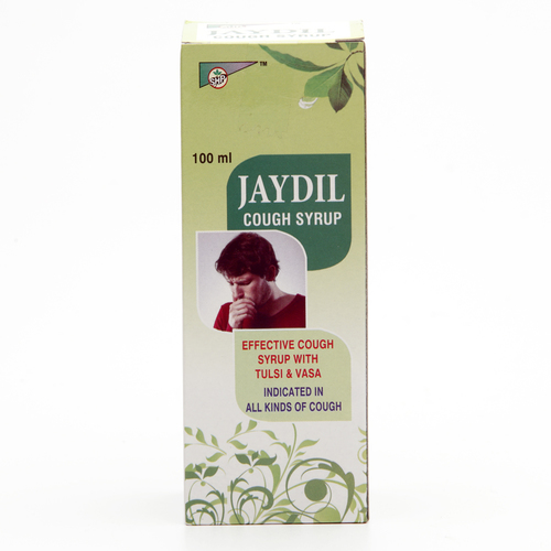 Jaydil咳嗽糖浆