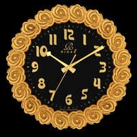 Rose Wall Clocks