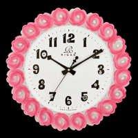 Rose Concept Wall Clocks