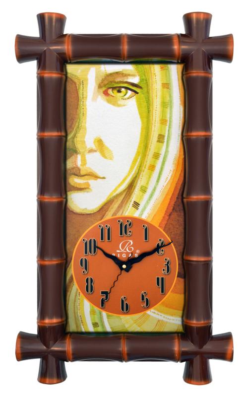 Bamboo Wall Clocks