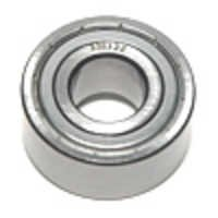 Double Raw A.C. Ball Bearing