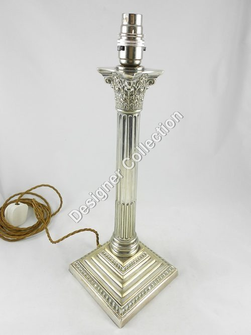 Silver Lamp