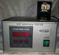 Cap Adhesion tester