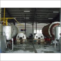 Pyrolysis Plant for Chemical Industries
