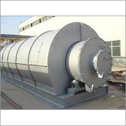Pyrolysis Plant for Recycling Industries