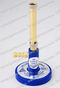 Laboratory Bunsen Burner with Nozzle