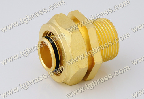 Brass Male Connectors