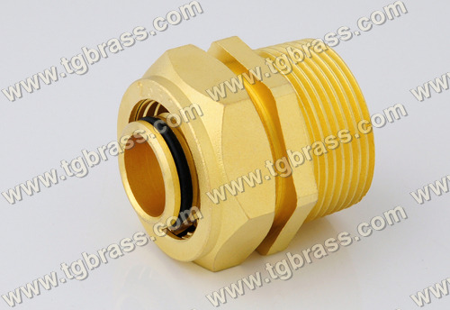 Brass Connectors Male