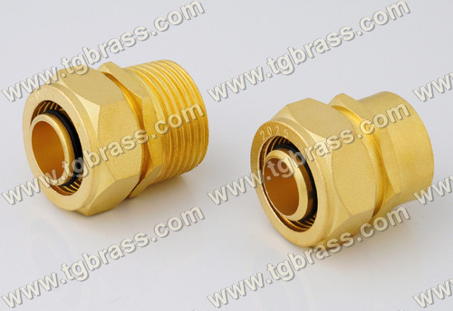 Brass Plumbing Connectors