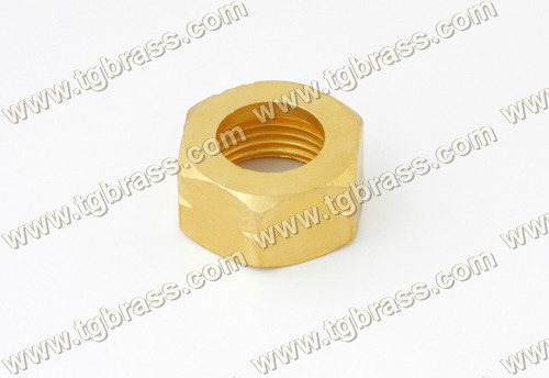 Brass Female Nut