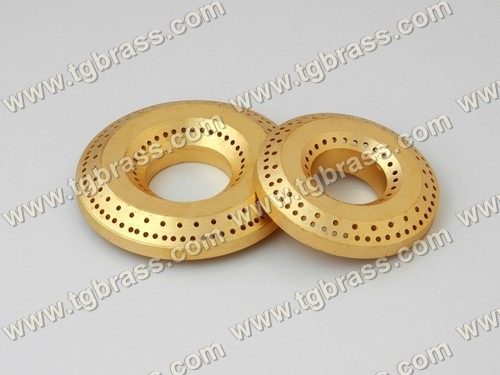 Brass Lpg Burner Top