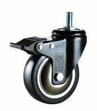 Grand Polyurethane Wheels Single Ball Bearing