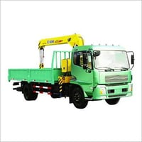Truck Mounted Crane Services