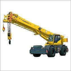 Telescopic Crane Rental Services