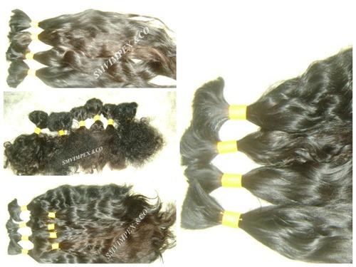 Bulk indian hair