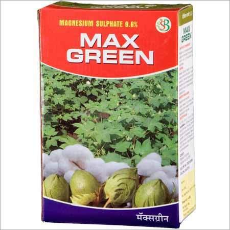 Max Green Magnesium Sulphate Fertilizer