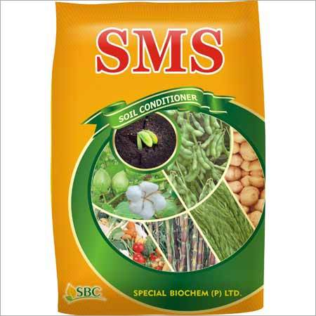 SMS Soil Conditioner