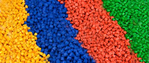 Colored PP Dana Granules