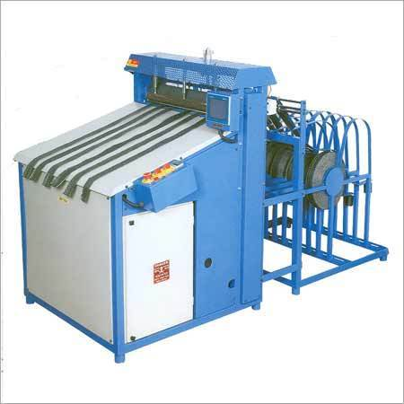 Jumbo Bag Belt Cutting Machine