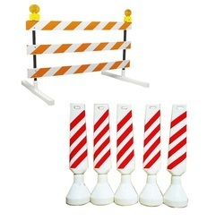 Traffic Barriers & Bollards