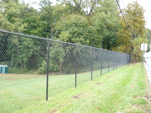 Bis Approved Chain Link Fencing