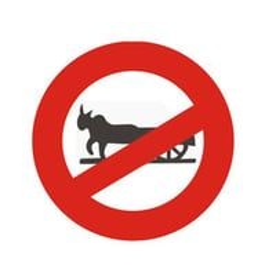 Bullock Carts Direction Signs