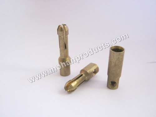 Brass Earthing Pin