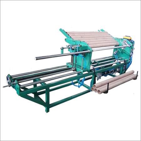 Paper Tube Cutting Machine