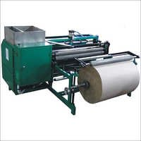 Parallel Paper Tube Machine with Tube Recutter