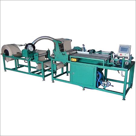 Parallel Paper Tube Machine