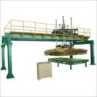 Automatic Brick Code Blank Machine