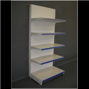 Slotted Angle Supermarket Rack