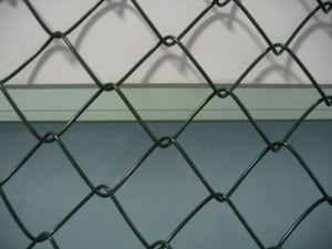 PVC Coated Chain Link Fencing
