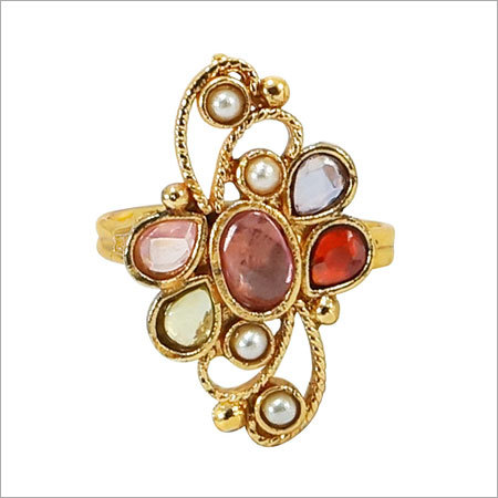 Gold Plated Womens Toe Ring