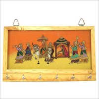 Rajasthani Canvas Painting