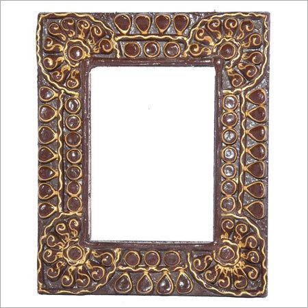 Handicraft Ethnic Photo Frame