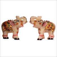 Villcart Marble Elephant