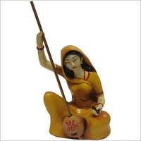 Earth Meera Bai Statue
