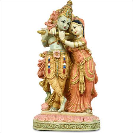 Radha Krishna Showpiece