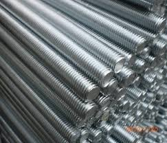 Threaded Bars for Construction Industry