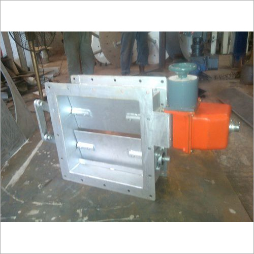 Industrial Slide Gate Dampers
