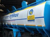 Bharat Petroleum Tanker