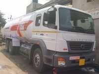 Commercial Oil Tanker Truck