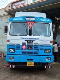 Bharat Petroleum Fuel Tank