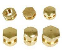 Brass Hex Inserts